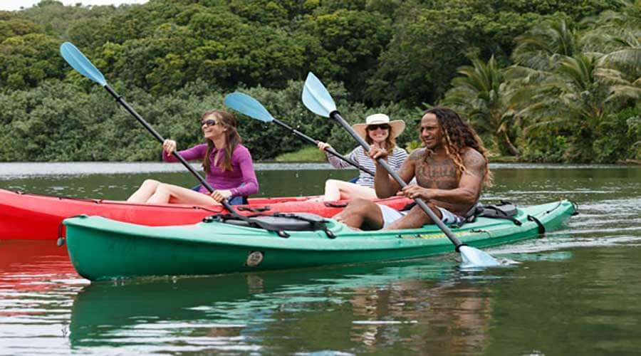 Kayak Hanalei Guided Kayak Tours