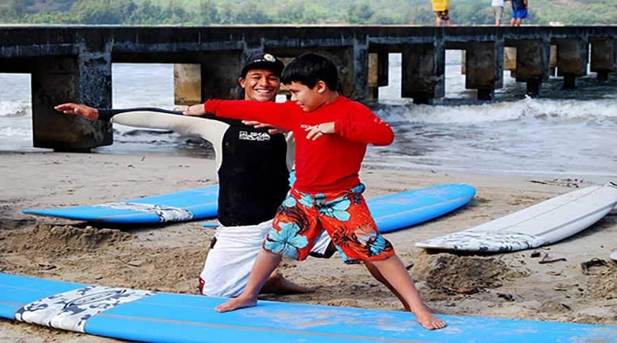 Hanalei Wave Riders Surf School